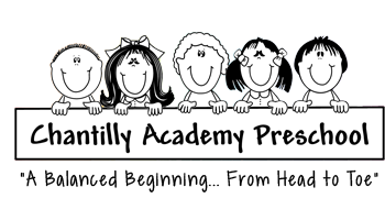 Chantilly Academy Preschool Logo